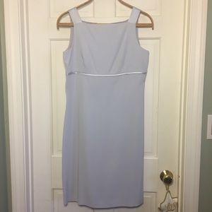 Ann Taylor sleeveless dress. Size 10. Light purple